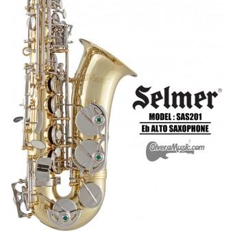 """SELMER """"Aristocrat"""" Student Model Eb Alto Saxophone - Lacquer"""