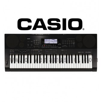 CASIO 61-Key Full-Sized Keyboard