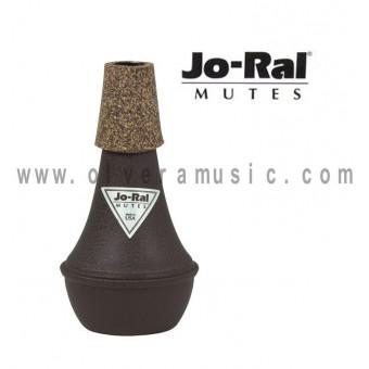 JO-RAL Sordina de Práctica para Trompeta