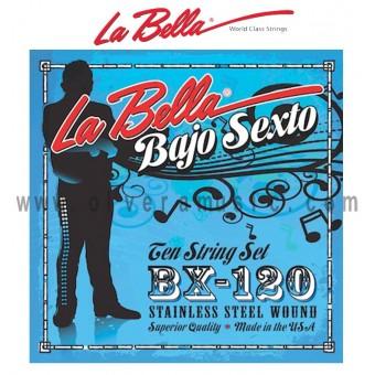 LA BELLA Bajo Sexto Strings