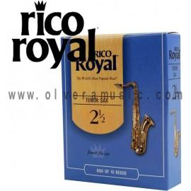 RICO ROYAL Cañas para Saxofon Tenor