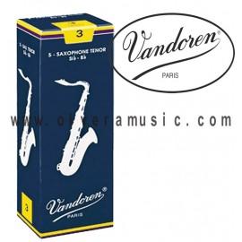 VANDOREN Cañas para Saxofon Tenor