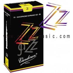 VANDOREN ZZ Cañas para Saxofon Soprano