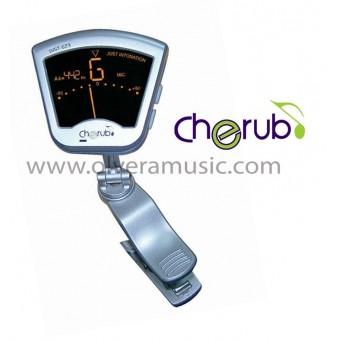 CHERUB Universal Chromatic Clip Tuner