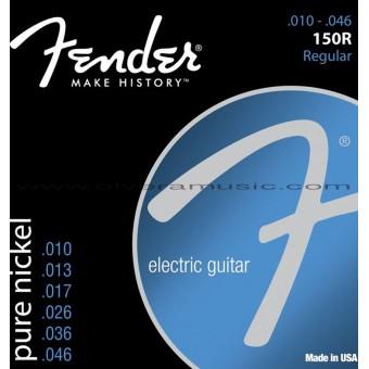 FENDER Pure Nickel Electric Guitar Strings