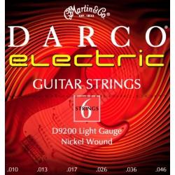 Darco de Martin (D9200) Cuerdas Para Guitarra Electrica