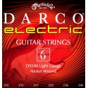 DARCO by Martin Light Nickel Plated Acoustic Guitar Strings