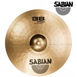 "Sabian B8 Pro 18"" Thin Crash Brilliant Platillo de Remate (31806B)"