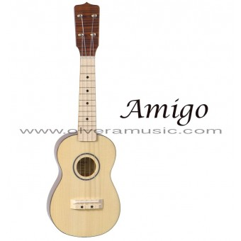 AMIGO Ukulele Soprano