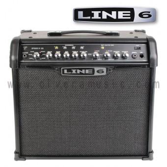 LINE 6 Spider IV 30 30W 1x12 Amplificador Para Guitarra