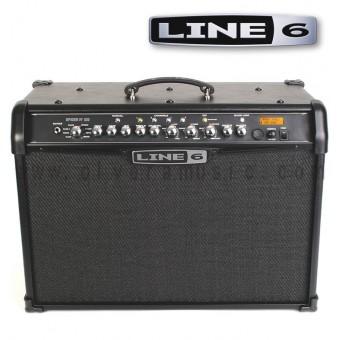 LINE 6 Spider IV 120 120W 2x10 Modeling Combo Guitar Amplifier
