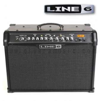 LINE 6 Spider IV 120 120W 2x10 Amplificador Para Guitarra
