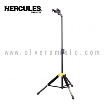 Hercules (GS414B) Single Guitar Stand With Fixed Neck