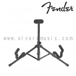 Fender (099-1807-000) Mini Atril Tubular Para Guitarra Acustica y Electrica