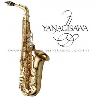 "YANAGISAWA ""WO Series"" Professional Eb Alto Saxophone - Lacquer Finish"