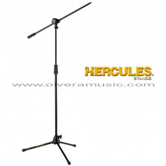 Hercules (MS432B) Stage Series 2-in-1 Boom Mic Stand