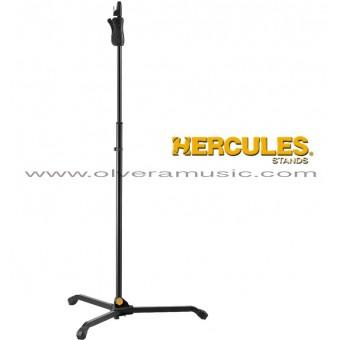 Hercules (MS401B) Quik-N-EZ Series Mic Stand w/Tripod Tilt Base