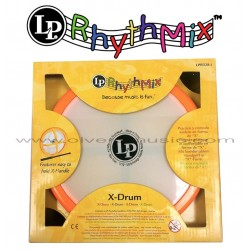 LP RHYTHMIX X-Drum Tambor para Niños