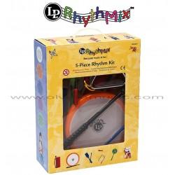 LP RhythMix Kit de Ritmo Para Niños - 5 Piezas