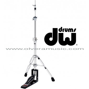 DW Heavy Duty 2-Leg Hi-Hat Stand