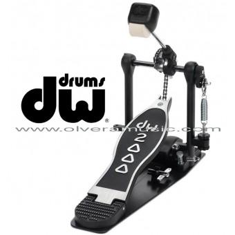 DW Pedal Sencillo Para Percusión - Bass Drum Pedal