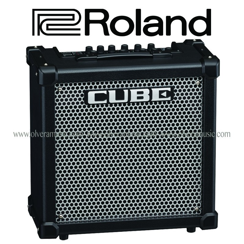 roland cube 40gx guitar amplifier olvera music. Black Bedroom Furniture Sets. Home Design Ideas