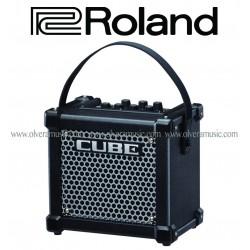 ROLAND Micro Cube GX Amplificador para Guitarra - 3 Watts