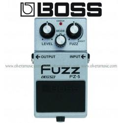BOSS Fuzz Pedal de Efectos para Guitarra