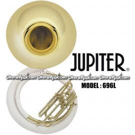 JUPITER Tuba de Fibra Campana de Lacquer Metal Combinada - Sibemol