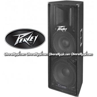 """PEAVEY Two-Way Dual 15"""" Powered Loudspeaker"""