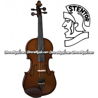 """STENTOR """"Series I"""" Student Model Violin Outfit"""