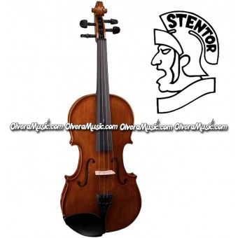 """STENTOR """"Series II"""" Student Model Violin Outfit"""