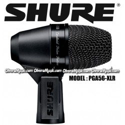 SHURE Micrófono Dinamico para Tarola/Tambora