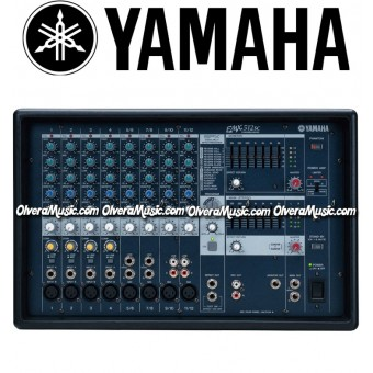YAMAHA 12 Channel Stereo Powered Mixer