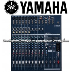 YAMAHA 16 Channel Stereo Powered Mixer