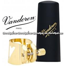 VANDOREN Optimum Tenor Saxophone Ligature & Plastic Cap