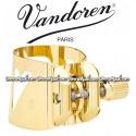 VANDOREN Optimum Abrazadera y Tapa Boquilla Para Saxofón Tenor