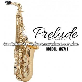 PRELUDE by Conn-Selmer Student Model Eb Alto Saxophone - Lacquer