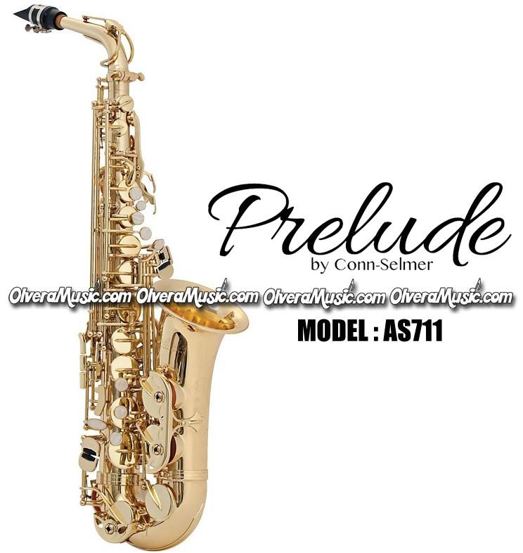Prelude By Conn Selmer Student Model Eb Alto Saxophone Lacquer Olvera Music