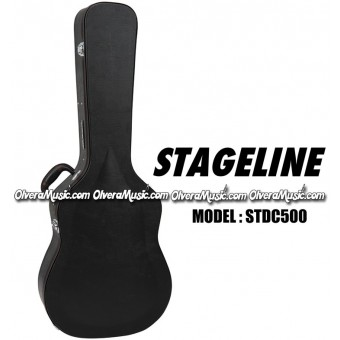 STAGELINE Acoustic Guitar Case