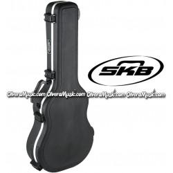 SKB Estuche Deluxe Para Guitarra E/A Clasica de Cuerpo Delgado