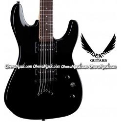 DEAN GUITARS Vendetta XMT Guitarra Eléctrica - Negro Clasico