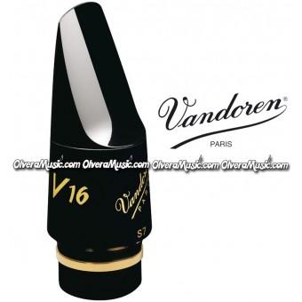 VANDOREN V16 Boquilla Para Saxofón Soprano - Modelo V16 S7