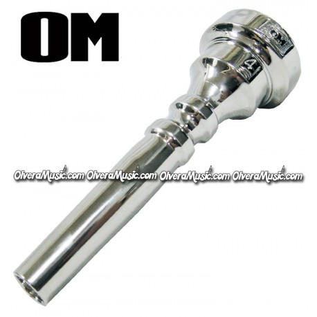OM Trumpet Mouthpiece Double-Cup