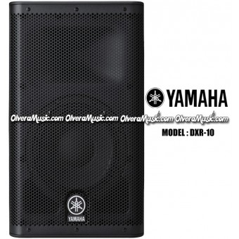 "YAMAHA 10"" Powered Speaker, 1100 Watts"