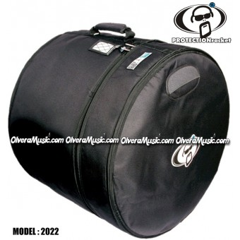 "PROTECTION RACKET Bass Drum Bag 20""x22"""