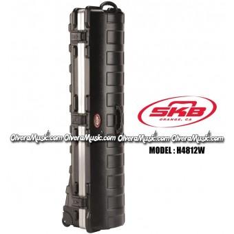 "SKB ATA Rail Pack Hardware Case w/Built in Wheels  48""x12"""