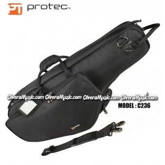 PROTEC Gold Series Tenor Saxophone Gig Bag