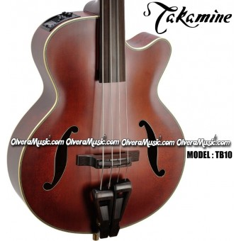 TAKAMINE Bass Series Acoustic/Electric Bass Guitar