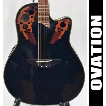 OVATION CC40 Electric/Acoustic Guitar - (USED)